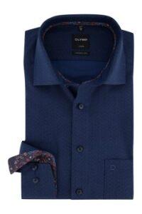 olymp-overhemd-donkerblauw-modern-fit