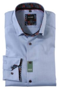 blauw-overhemd-olymp-luxor-modern-fit